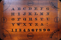William Fuld Ouija