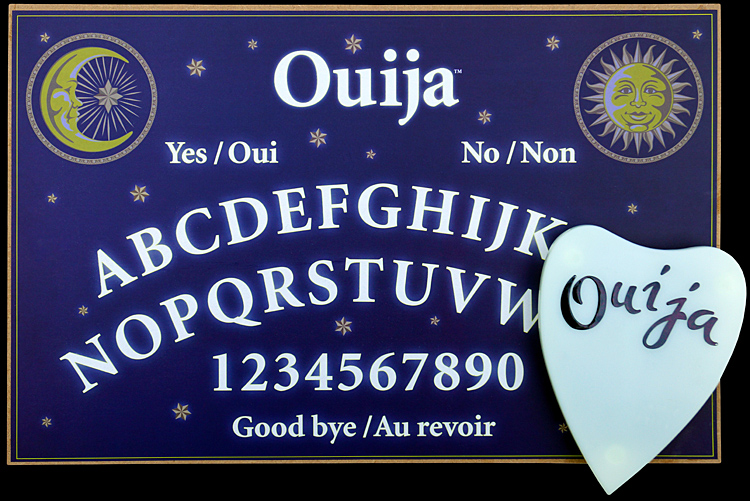 Ouija from Papa's Toy Co. Ltd